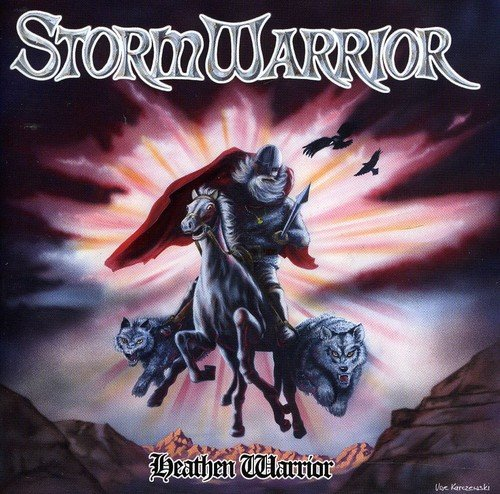Stormwarrior: Heathen Warrior (Audio CD)