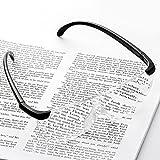 Zoom Plus Brille mit Vergrößerung, ideal für alle sorgfältigen Arbeiten und zum Lesen kleinster Buchstaben.
