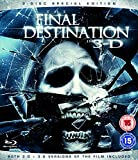 Final Destination 3-D [Edizione: Regno Unito] [Blu-ray] [Import...