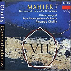 Mahler: Symphony No. 7 / Diepenbrock: Im grossen Schweigen
