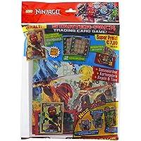 Sammelkarten Lego Ninjago Serie II, Starterpack