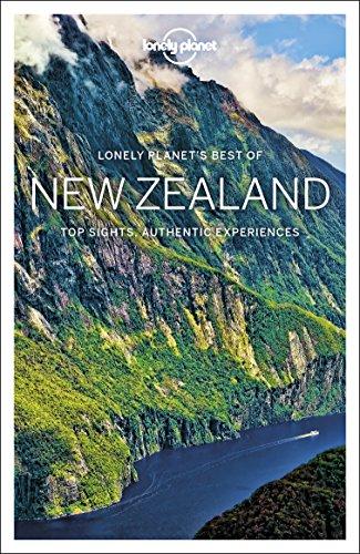 Best of New Zealand par Lonely Planet