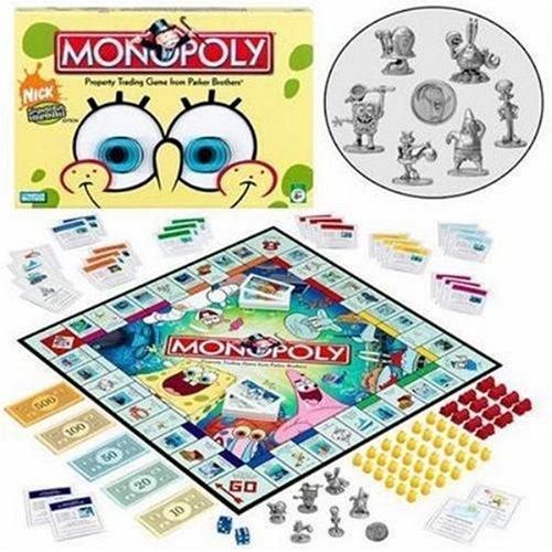 Monopoly Spongebob Squarepants Gioco [Importato da UK]