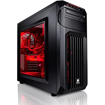 Megaport PC Gamer Premium Intel Core i7-8700 6x 4,60 Ghz Turbo • Nvidia GeForce GTX1050Ti • 16Go DDR4 • 1To • Windows 10 • WiFi Unité centrale ordinateur de bureau PC gaming PC pas cher ordinateur gamer