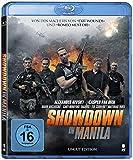 Showdown in Manila - Uncut Edition [Alemania] [Blu-ray]