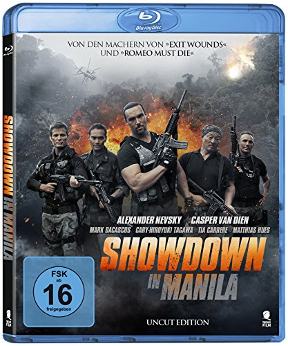 Showdown in Manila [Blu-ray]