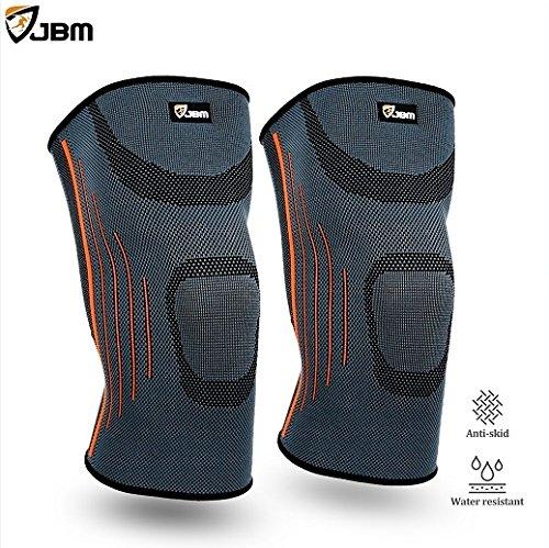 JBM adulti GYM-Supporto ortopedico per ginocchio a...