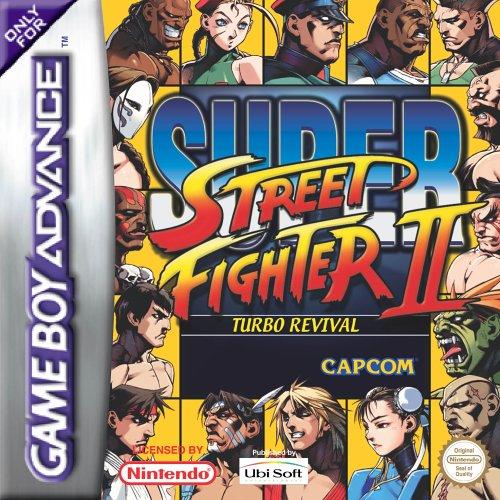 Super Street Fighter 2 - Turbo Revival