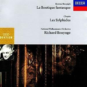 La Boutique Fantasque / Les Sylphides