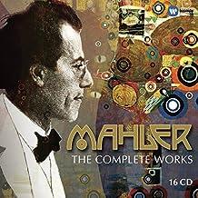 Mahler : Les Oeuvres complètes (Coffret 17 CD)