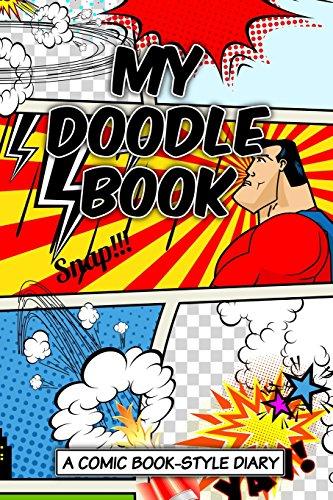 My Doodle Book: Volume 2