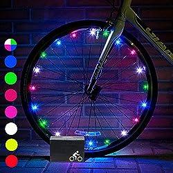 My-My Cool Noël Jouets pour Enfants Garçons Filles, Vélo Roue pour Enfants Cadeaux pour 5-14 Ans Garçons Cadeaux pour 5-14 Ans Filles Garçons Couleur MMDCD07