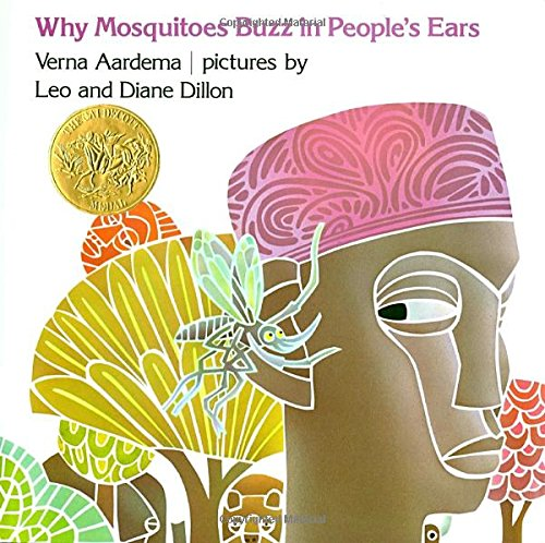 Why Mosquitoes Buzz in People's Ears: A West Aftrican Tale