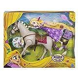 Hasbro Disney Rapunzel - Die Serie C2761EU4 - Rapunzel und ihr Pferd Maximus, Spielset