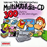 Produkt-Bild: MultiMÄH!dia-CD, 1 CD-ROM 300 ClipArts für alle Lebenslagen. Für Windows 3.1/95