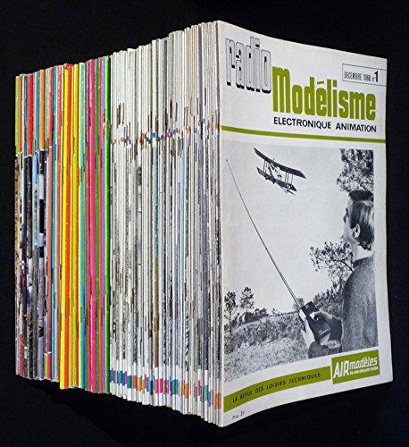 Radio Modélisme (129 numéros - n°1 à 130) par Collectif