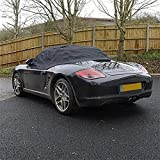 Porsche Boxster 987 Tailored Soft Top Roof Half Cover (2003-2014)