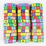 QUINTRA Neue Kinder Kinder Mathematik Zahlen Zauberwürfel Spielzeug Puzzle Spiel Geschenk