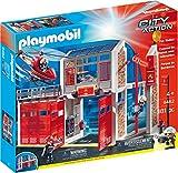 Playmobil 9462 - Grande Centrale dei Vigili del Fuoco