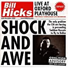Shock & Awe: Live at Oxford Playhouse by Hicks, Bill (2003) Audio CD