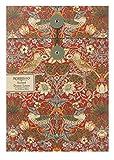 Unbekannt Morris & Co. Heathcote & Ivory Schubladenpapier, Motiv Strawberry Thief, 5 Stück, parfümiert