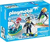 Playmobil- Vacanciers aux Sports d'hiver, 9286