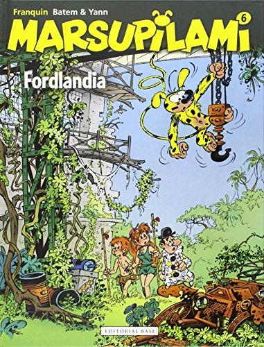 Fordlandia (Marsupilami)