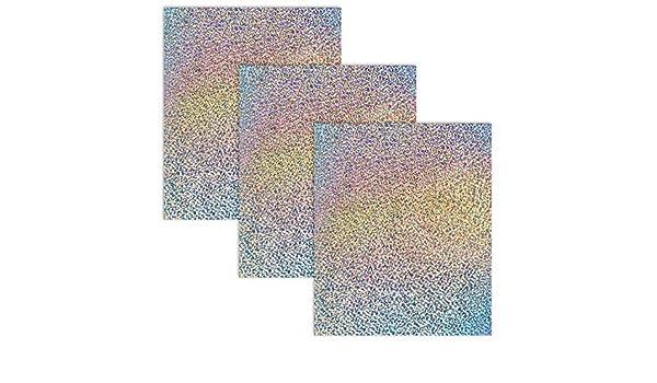 SCEGLI IL COLORE Materiale termoadesivo GLITTER plotter Silhouette