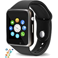 SHOPTOSHOP Genuine A1 Smart Watch Phone Camera SIM Card Pedometer