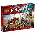 LEGO Ninjago 70600 Ninja Bike Chase Playset