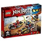 Lego Ninjago - 70600 - La Poursuite E...