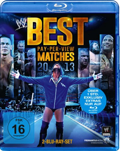Best PPV Matches 2013 [Blu-ray]