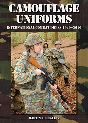 Camouflage Uniforms: International Combat Dress 1940-2010 (Camouflage-uniformen Militärische)