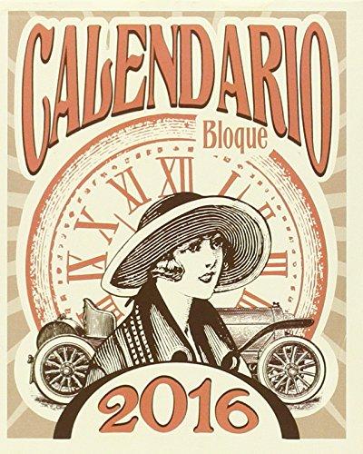 Taco Calendario 2016