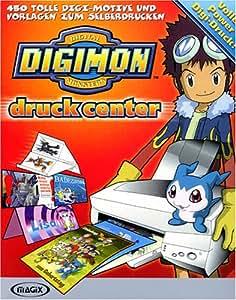 Digimon Druckcenter