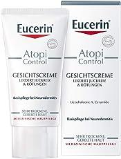 Eucerin AtopiControl Gesichtscreme, 50 ml