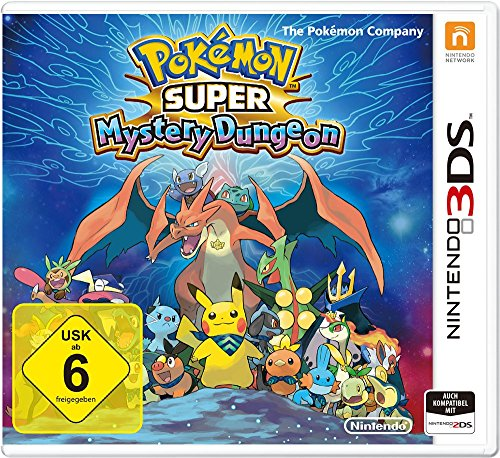 Super Nintendo Das Für Pokemon (Pokémon Super Mystery Dungeon - [3DS])