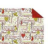 Ursus 13704602 - Fotokarton Weihnachten Tradition, 300 g/qm, DIN A4, 10 Blatt