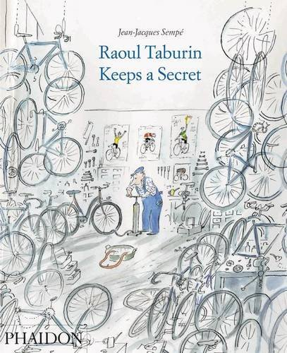 Raoul Taburin Keeps a Secret by Anthea Bell (2010-10-23)
