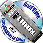 Linux sur cl� USB 8 GB et 3-DVD, inst...