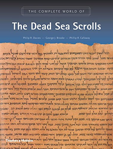 the-complete-world-of-the-dead-sea-scrolls-anglais
