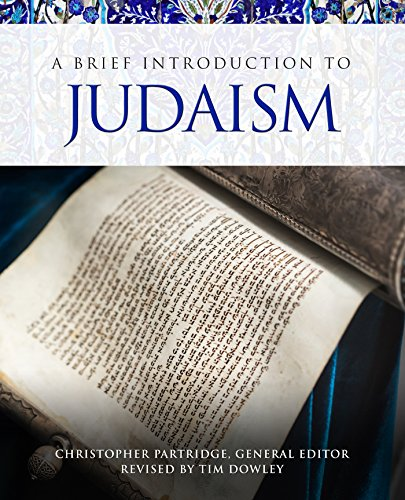 A Brief Introduction to Judaism (Brief Introductions to World Religions Book 6) (English Edition)