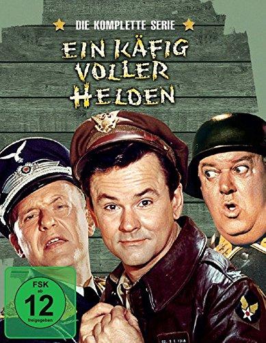 Produktbild Ein Käfig voller Helden - Die komplette Serie - (Exklusiv bei Amazon.de) [Blu-ray]