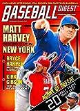 Baseball Digest [Abonnement jeweils 6 Ausgaben jedes Jahr]