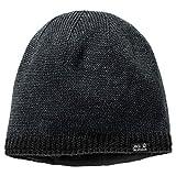 Jack Wolfskin Stormlock Foggy Cap Größe one Size Black