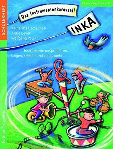 INKA - Das Instrumentenkarussell, Schülerheft (Kinder-postfach)