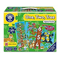 Orchard Toys One, Two, Tree Jigsaw Puzzle