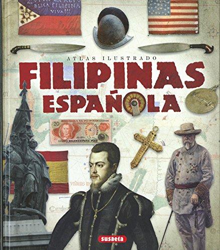 Atlas ilustrado Filipinas española por Susaeta Edicones S A