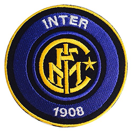 Real Empire Inter Milan 1908 Aufnäher zum Aufbügeln, bestickt
