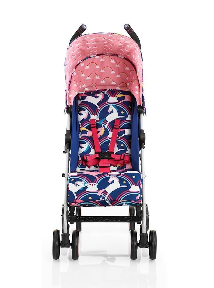 COSATTO Supa Go Stroller (Magic Unicorns) Cosatto Cosatto Supa Go The Streamlined Pushchair  From birth Onehanded recline  2
